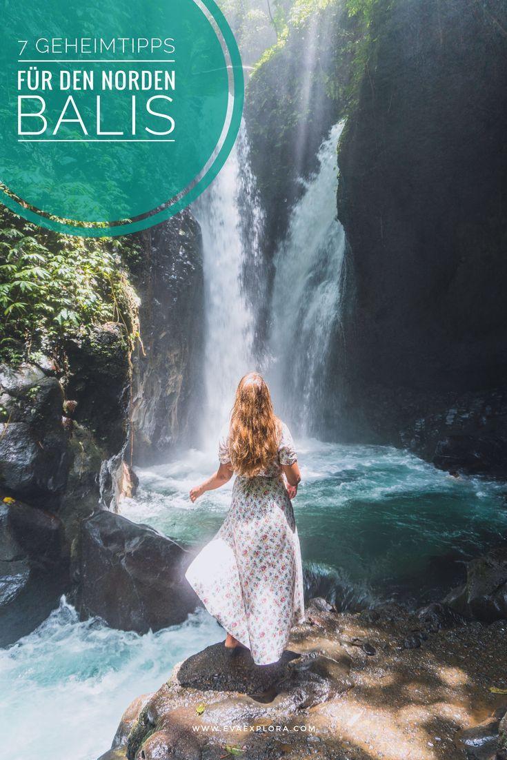 Bali: 7 Geheimtipps für deinen Trip in den Norden