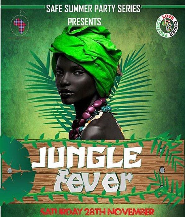 #Auckland #NewZealand  28 November 2015  SUMMER is the best time of the year and we are ready to rock out starting with this killa party JUNGLE FEVER.  The first of our Afrobeat parties will be held at NECK OF THE WOODS. Drink specials African food great vibes and serious dancing will be going down.  This will be our second year hosting Safe Summer Party Series jam packed with different genres of music tied around AFROBEAT as our base and safe partying promoted. We support our crowd having…