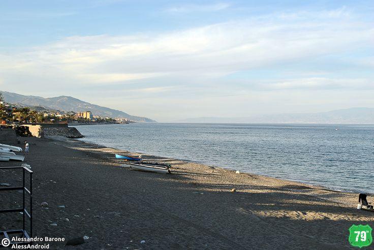 Spiaggia Sant'Alessio Siculo #Sicilia #Sicily #Italia #Italy #Messina #Travel #Viaggio #AlwaysOnTheRoad