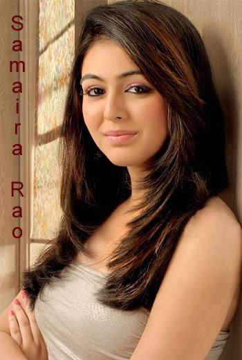 Indian TV Actress Samaira Rao Life History, Biography, age,height, Career and Boyfriend
