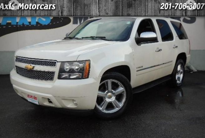 2011 Chevrolet Tahoe Ltz 4wd Jersey City Cars For Sale Chevrolet Tahoe New And Used Cars