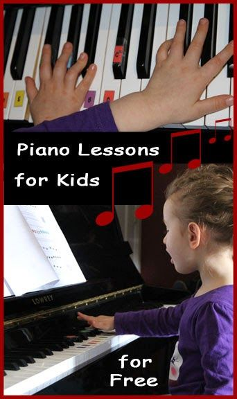 Learning Piano for Free