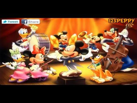 Mickey Mouse Clubhouse Games - Mickey Mouse Hidden Numbers Game