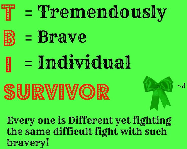 Survivors fight each moment of every day with such bravery!