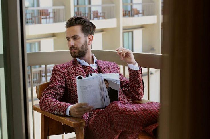 Suit and Waistcoat: Joao Pimenta