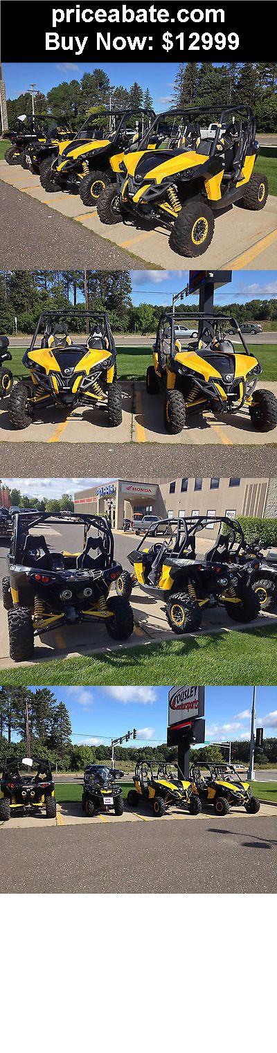 Power-Sports-ATVs-UTVs: 2014 Can Am Maverick 1000 XXC UTV side by side atv 4 wheeler BRP  - BUY IT NOW ONLY $12999