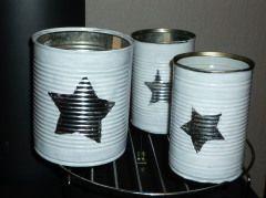 DIY: Dosen-Upcycling - http://vonKarin.blog.de