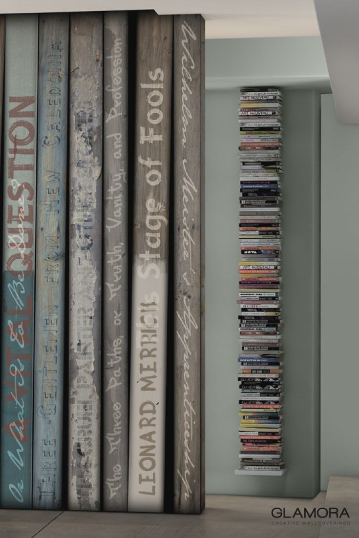 Must Have | Industrial Wallcovering & Carta da Parati | Raw collection by Glamora
