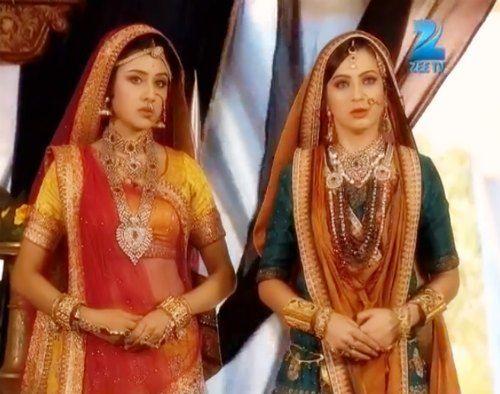 Jodha Akbar TV Serial, Zee TV