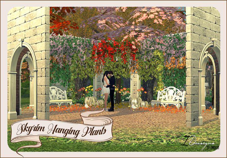137 best garden decor plants flowers sims 4 images on for Garden design sims 4
