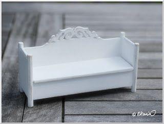 Nukkekoti Väinölä : Huonekaluja