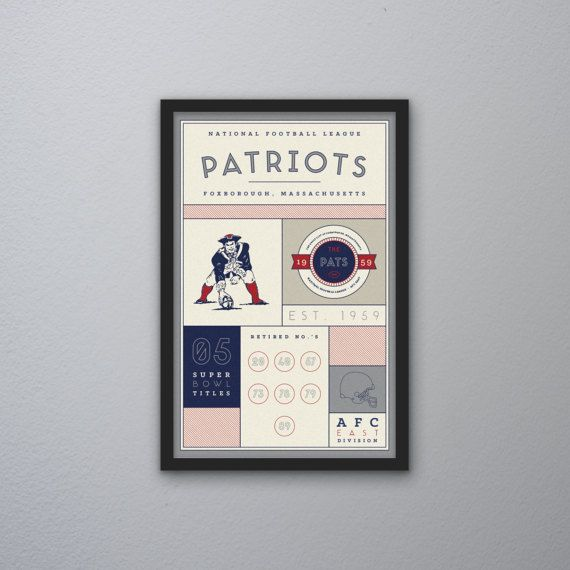 Hey, I found this really awesome Etsy listing at https://www.etsy.com/listing/167654440/new-england-patriots-stats-print