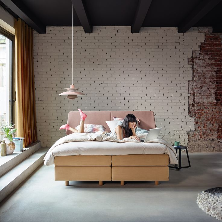 37 best Auping Boxspringbetten images on Pinterest | Beds, Crates ...