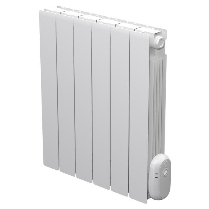 Amsta 1500 Watts Radiateur Electrique A Inertie Fluide Thermostat Electronique 6 Ordres Nf Radiateur Electrique A Inertie Radiateur Electrique Et Radiateur