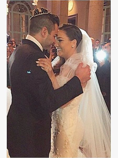Jessica Parido & Mike Shouhed #shahsofsunset wedding
