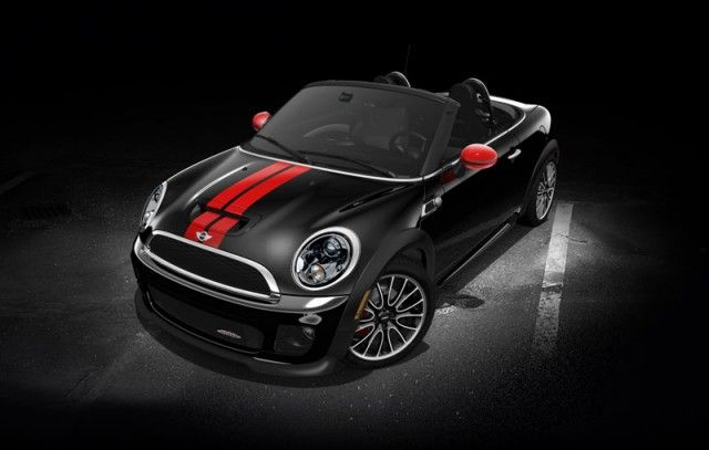 Roadster Goes Online in MINI USA Configurator