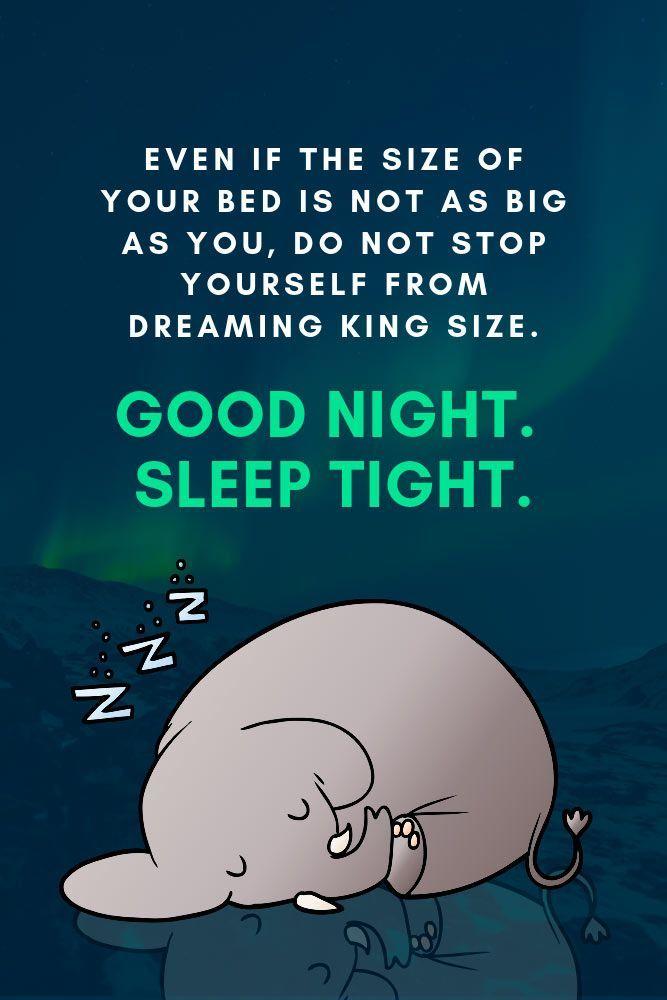 100 Good Night Quotes To Exchange