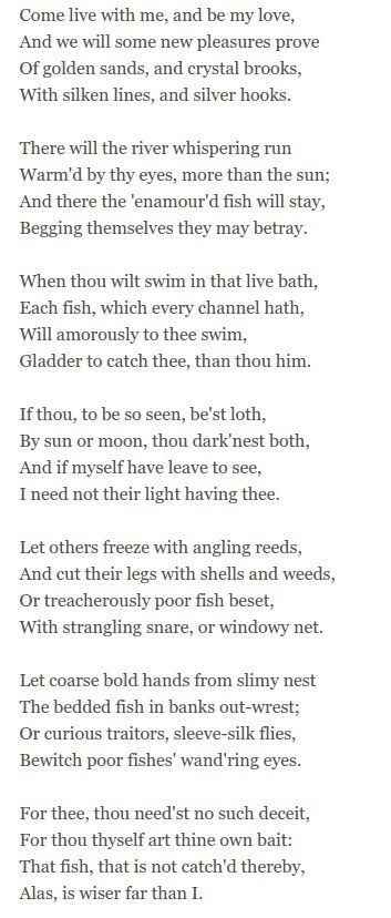 an analysis of john donnes Brief summary of the poem death, be not proud (holy sonnet 10.