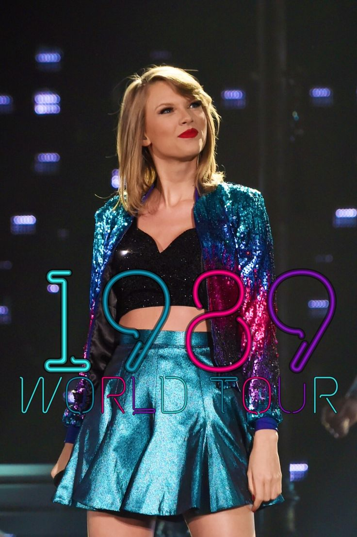 Taylor swift performs during the 1989 world tour at tokyo dome at tokyo dome on may 2015 in tokyo japan