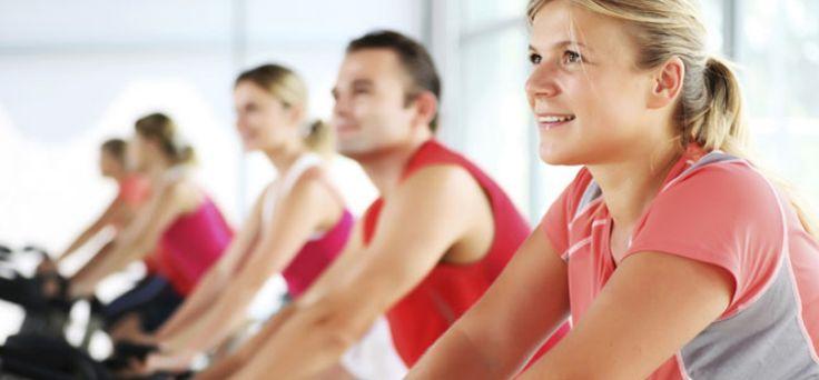Fitness center // RHCC Vision