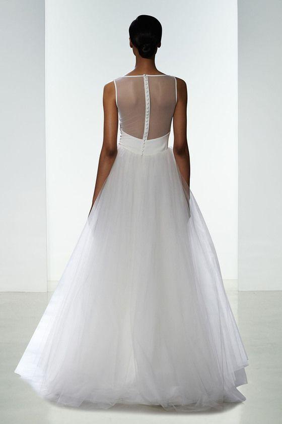 Amsale 0129103 - bridals by lori