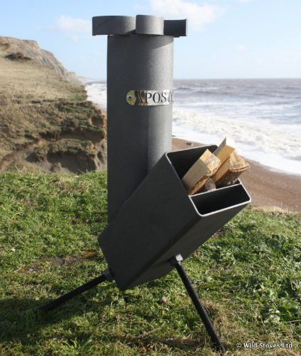 Apostol Rocket Stove: Midi | Bushcraft, survival, picnics and camping!: Amazon.co.uk: Sports & Outdoors