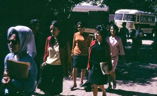zoestyle.gr: Οι γυναίκες στο Αφγανιστάν της προ Ταλιμπάν εποχής...