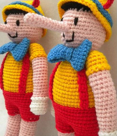 Fuente: http://crochetes.blogspot.com.es/2011/10/pinocho.html