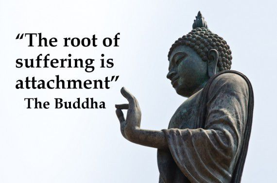 Finding Peace Through Non Attachment