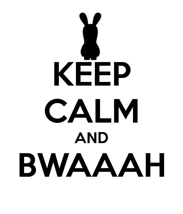 Bwaaaah - Raving Rabbids