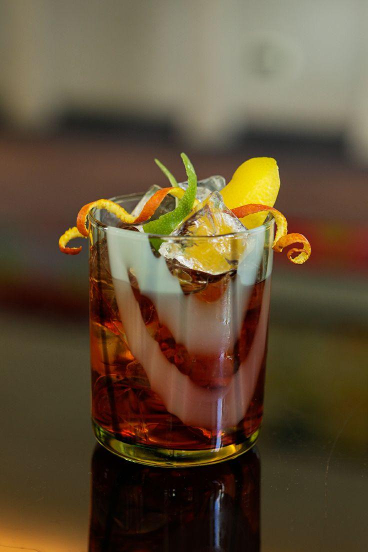 Bukagu #cocktail - The Park Bar