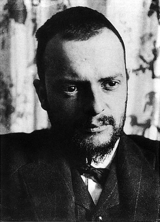 """Art does not reproduce what we see; rather, it makes us see."" - Paul Klee"