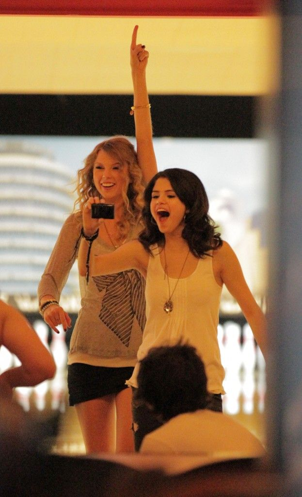 Selena Gomez and Taylor Swift are collaborating on a song called 'Better Without You'...watch out, Justin Bieber!
