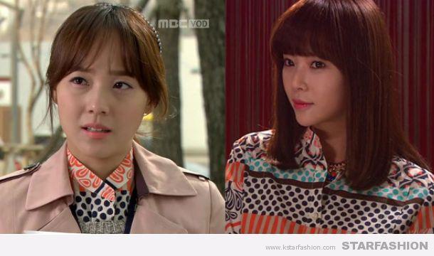 YuJin VS JungEum, Hwang
