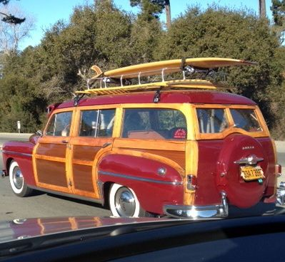 California woody !!  I have ALWAYS wanted one of these old Woodies!!!