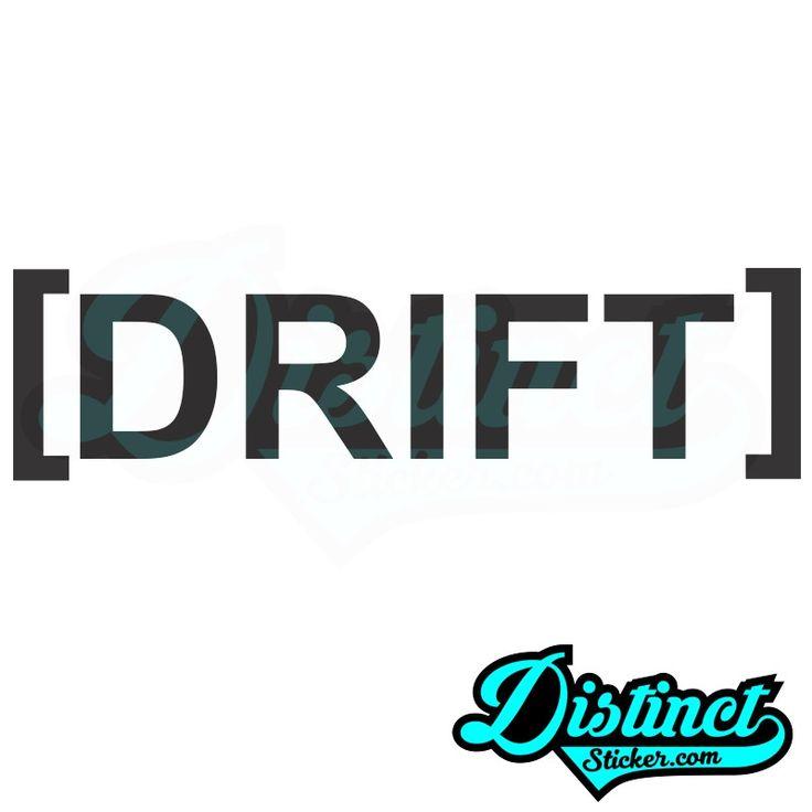 23 best drift sticker images on pinterest sticker stickers drift sticker sciox Gallery