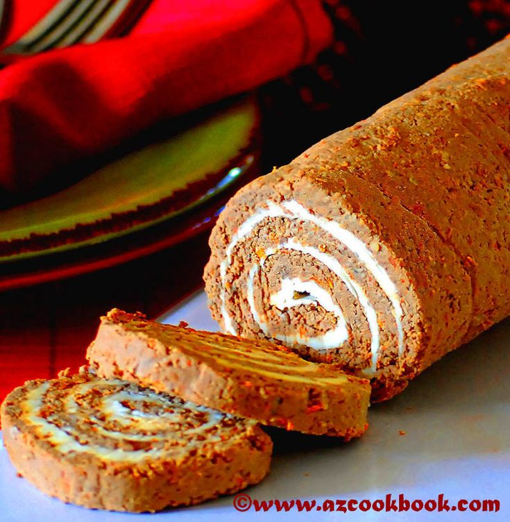 AZ Cookbook - Food From Azerbaijan & Beyond » Liver Pate (Pâté) Roulade