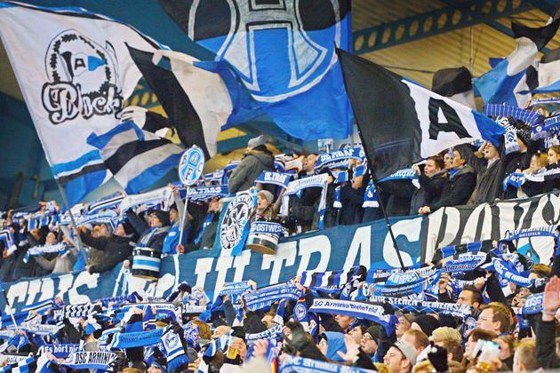 Arminia gegen Duisburg am Sonntag auf der Alm +++ Letzter Heimsieg vor 19 Jahren
