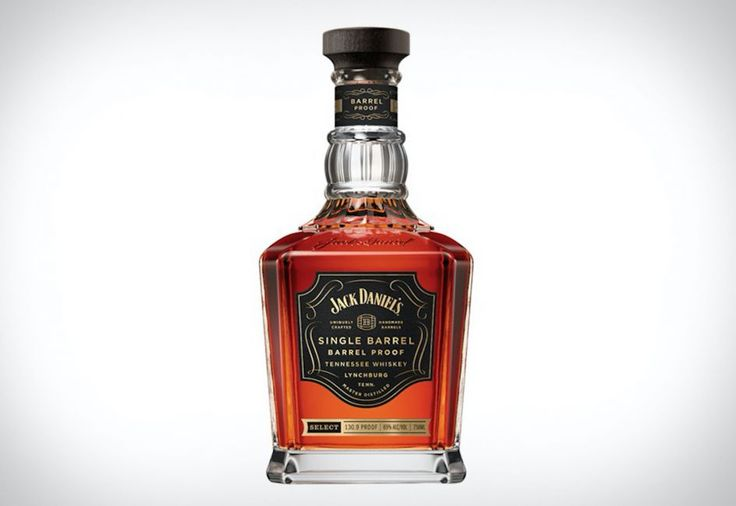 Jack Daniels barrel proof whiskey is the best Jack of them all