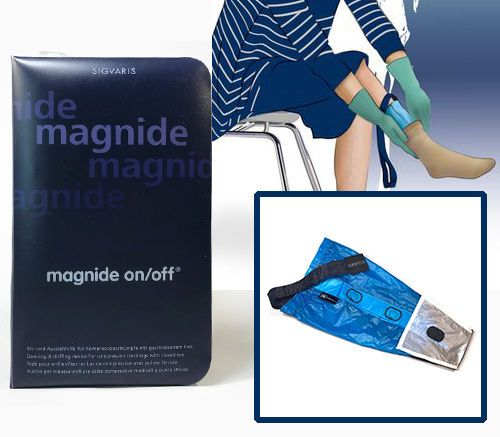 SIGVARIS Magnide on/off by ARION for Close Toe Styles Donning and Doffing AID | eBay