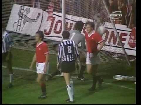 Man Utd 1Juventus 0 in Oct 1976 at Old Trafford. Steve Coppell almost scored in this UEFA Cup 2nd Round, 1st Leg.