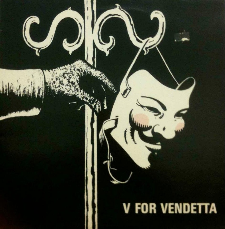 17 Best images about V for Vendetta on Pinterest   Graphic ...