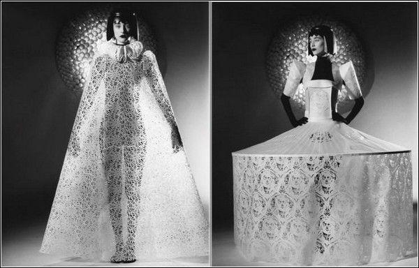 Самые красивые и необычные платья из бумаги | Fashion | Мода, одежда