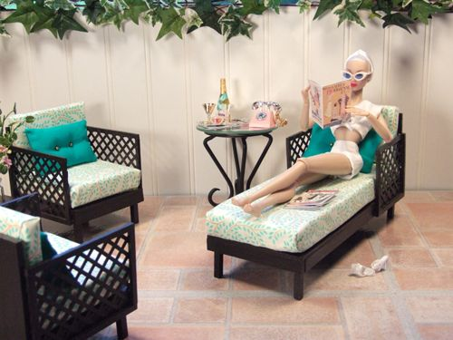 patio1    This is my favorite site for Barbie furniture! Innovative mid-century…