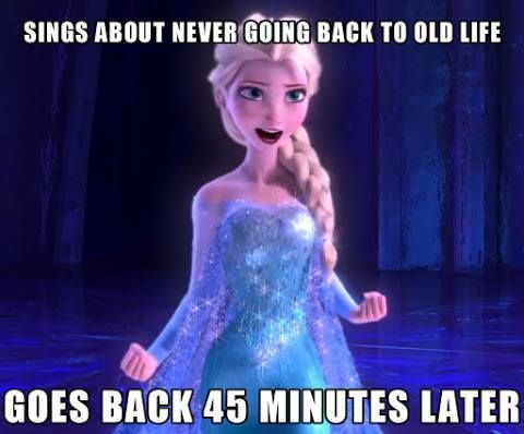 69 best disney memes images on pinterest funny stuff cartoon and 14 frozen jokes youll only understand if youre obsessed with disney voltagebd Image collections
