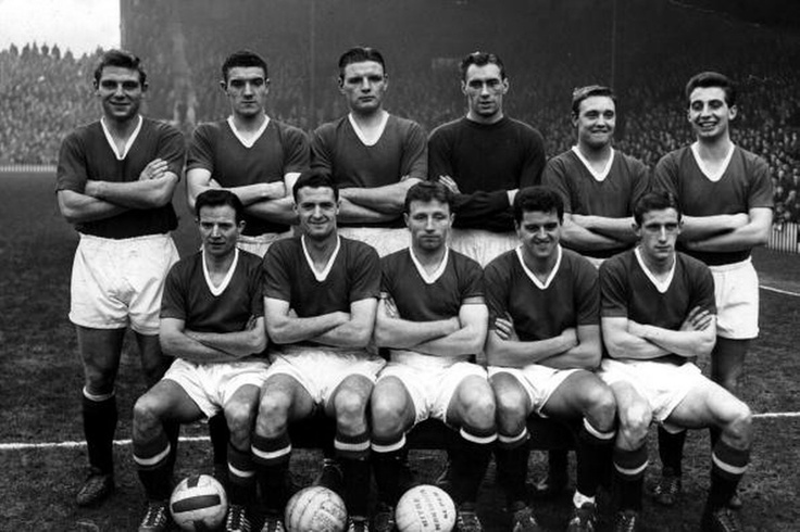 Busby Babes remembered 55 years after Munich air disaster