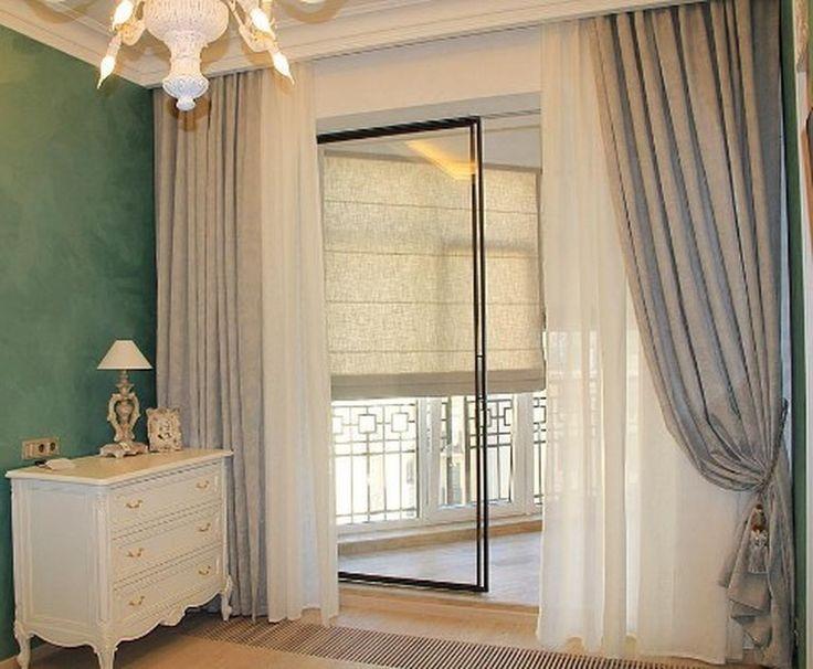 Оформляя #окно в квартире парадного квартала в Питере дизайнер @olga_iolga использовала #ткань shabby, коллекция bungalow #Galleria_Arben