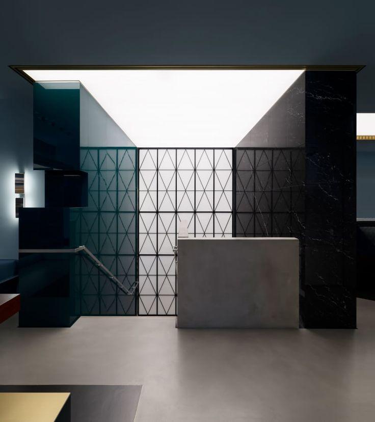DIMORESTUDIO, Paola Pansini · Frette Showroom