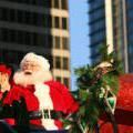 Top 5 Vancouver Christmas Attractions: Rogers Santa Claus Parade - Downtown Vancouver