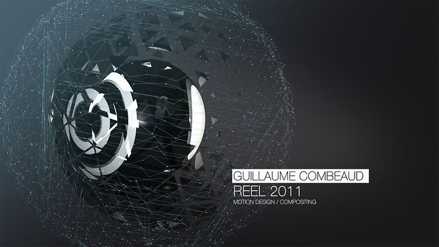 Reel 2011 Guillaume Combeaud by Guillaume Combeaud. A compilation of professional & personal works from the past few years.